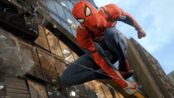 نقشه جهان بازی Spider-Man فاش شد