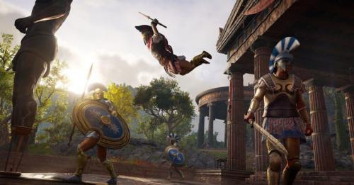 اخبار جدید از بازی Assassin's Creed: Odyssey منتشر شد
