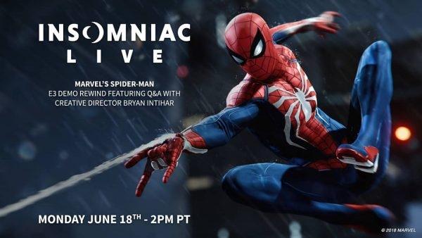 گیم پلی بازی Marvel's Spider-Man  منتشر شد