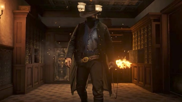 گیم پلی بازی Red Dead Redemption 2