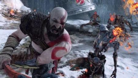 بازی بازگشت God of War به صدر جدول فروش بریتانیا
