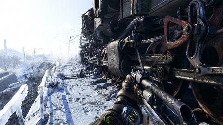 اولین نگاه به بازی  «Metro: Exodus»