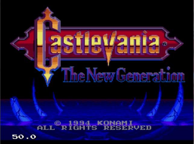 دانلود بازی قشنگ سگا شوالیه شب castlevania-برای کامپیوتر