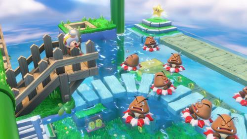 دموی نسخه نینتندو سوییچ بازی Captain Toad: Treasure Tracker در دسترس قرار گرفت