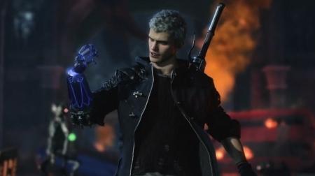 اطلاعات و گیمپلی جدیدی از بازی Devil May Cry V در Games Com 2018 منتشر خواهد شد