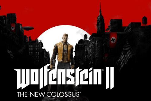 حجم نسخه نینتندو سوییچ بازی Wolfenstein 2