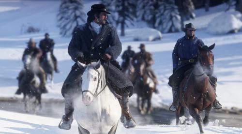 ناشر بازی Red Dead Redemption 2 از موفقیت این بازی در زمان عرضه میگوید