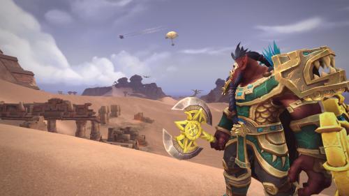 جزییات جدیدی از بستهی گسترشدهندهی بازی Battle for Azeroth منتشر شد