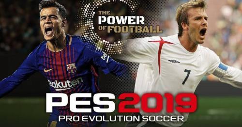 از طرح روی جلد نهایی بازی Pro Evolution Soccer 2019 رسماً رونمایی شد
