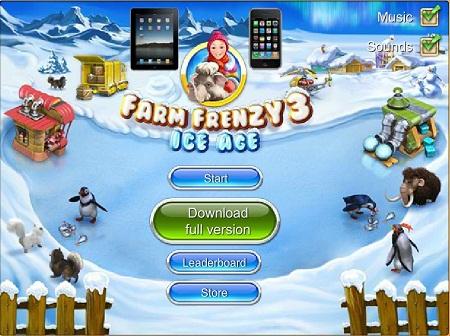 دانلود بازی فارم فرنزی 3 آنلاین برای کامپیوتر