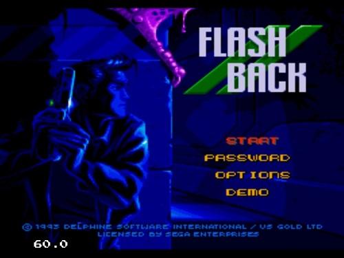 دانلود بازی سگا اکشن Flashback-برای کامپیوتر