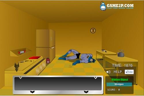 دانلود بازی فلش آنلاین ماجراجویی و معمایی-نجات بتمن