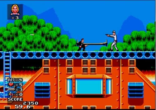 دانلود بازی جیمز باند 007-سگا برای کامپیوتر-james bond