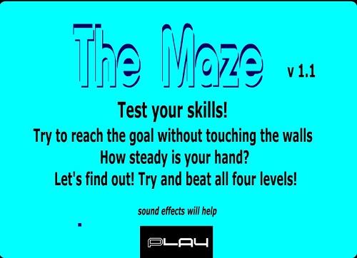 دانلود بازی فلش آنلاین برای بزرگسالان-کنترل موس خیلی سخت