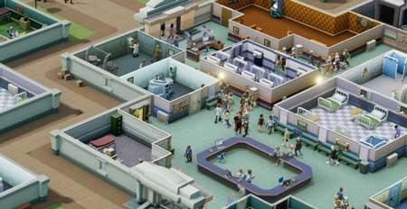 حداقل سیستم موردنیاز برای اجرای بازی Two Point Hospital