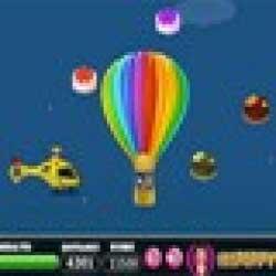 بازی بالون سواری