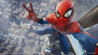 نقدهای اولیه بازی Spider-Man _ دهکده دانلود
