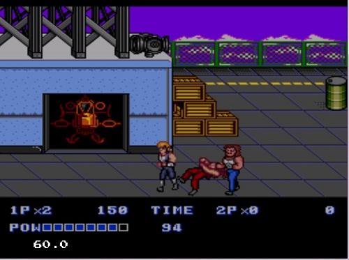 دانلود بازی سگا دو اژدها 1to5 sega-double dragon-برای کامپیوتر