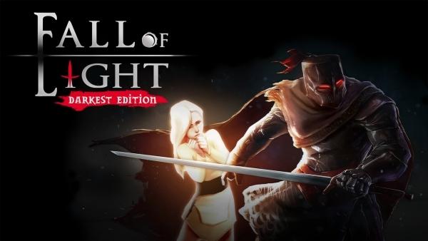 تاریخ انتشار بازی Fall of Light در کنسول ها