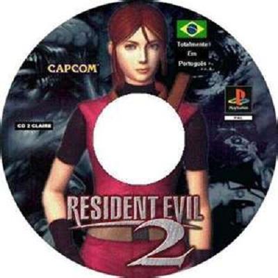 دانلود بازی رزیدنت اویل 2 سیدی 2 کلر resident evil 2 cd2-پلی استیشن 1