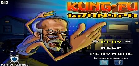دانلود بازی فلش آنلاین اکشن مرحله ای کنگ فو KUNG-FU
