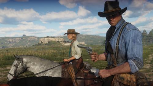 اطلاعات جدید بازی Red Dead Redemption 2