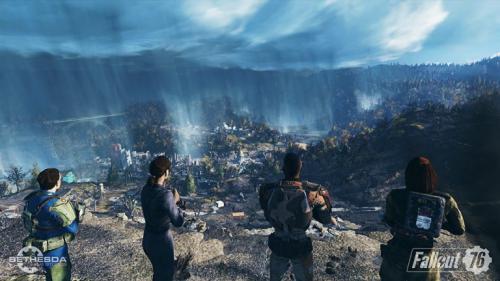 تاریخ انتشار بتای بازی Fallout 76 معلوم شد