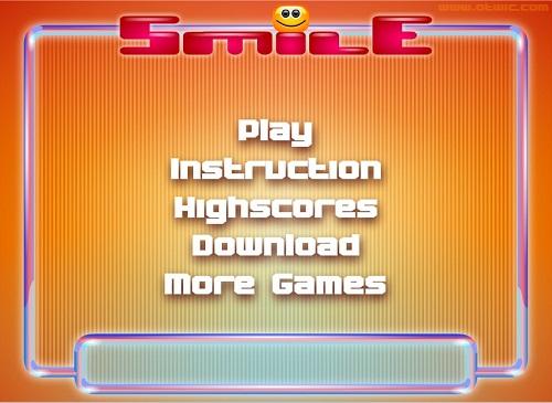 دانلود بازی فلش اینترنتی رایگان لبخندها مرحله ای-سرعت عمل بالا با موس و تیزبینی