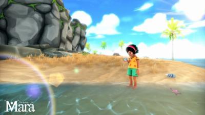 معرفی بازی Summer in Mara کنسول ps4