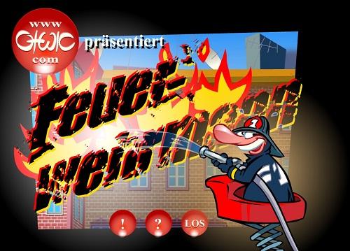 دانلود بازی فلش اینترنتی رایگان ماشین آتش نشانی-خاموش کردن آتیش