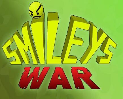 بازی فلش آنلاین امتيازي نبرد شکلک ها -Smiles War