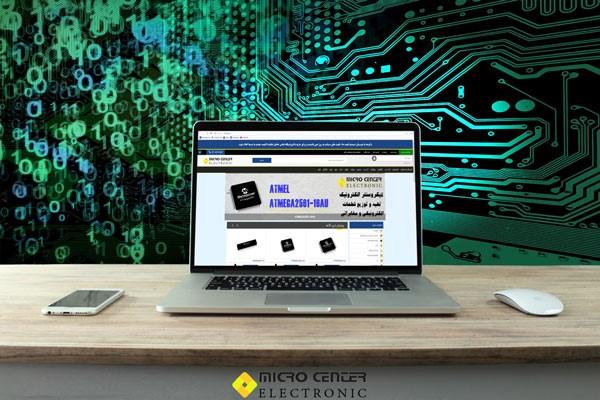 میکروسنتر الکترونیک - فروش قطعات الکترونیکی