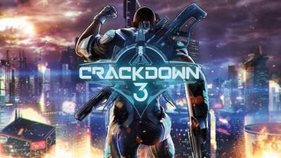 سیستم مورد نیابازی  Crackdown 3