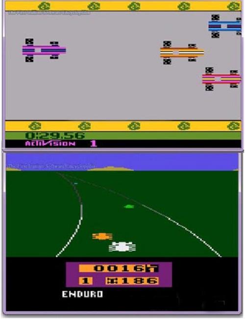 دانلود بازی رانندگی اتومبیل فراری آتاری Super Ferrari