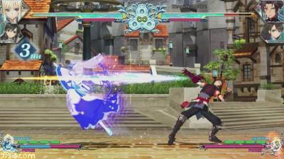 نسخهی جدید بازی Blade Arcus معرفی گردید