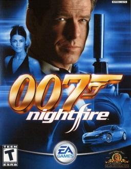 دانلود ترینرهای بازی جیمز باند James Bond 007: NightFire