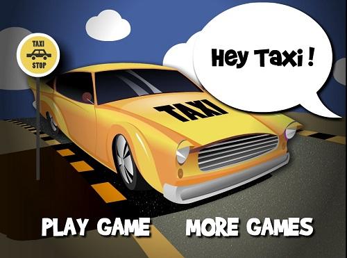 دانلود بازی فلش اینترنتی رایگان راندن و پارک تاکسی-مسافرکشی با تاکسی