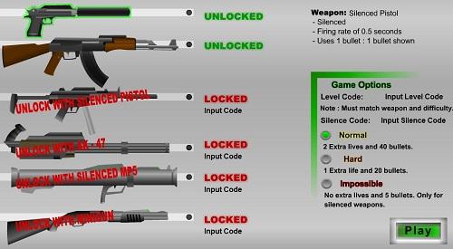 دانلود بازی فلش اینترنتی رایگان اکشن سخت جاسوسی و عملیات مخفیانه-شبح 2