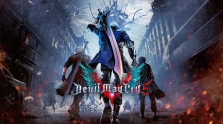 دموی بازی Devil May Cry 5  برای کنسول ps4 عرضه شد