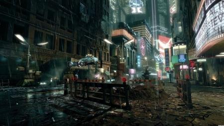 تمامی المانهای بازی Cyberpunk 2077به صورت دستی طراحی ساخته خواهد میشود