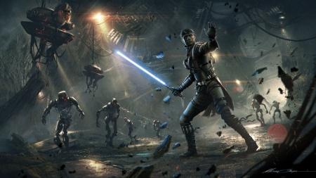 ساخت بازی Star Wars جهان باز شرکت EA نخواهد بود