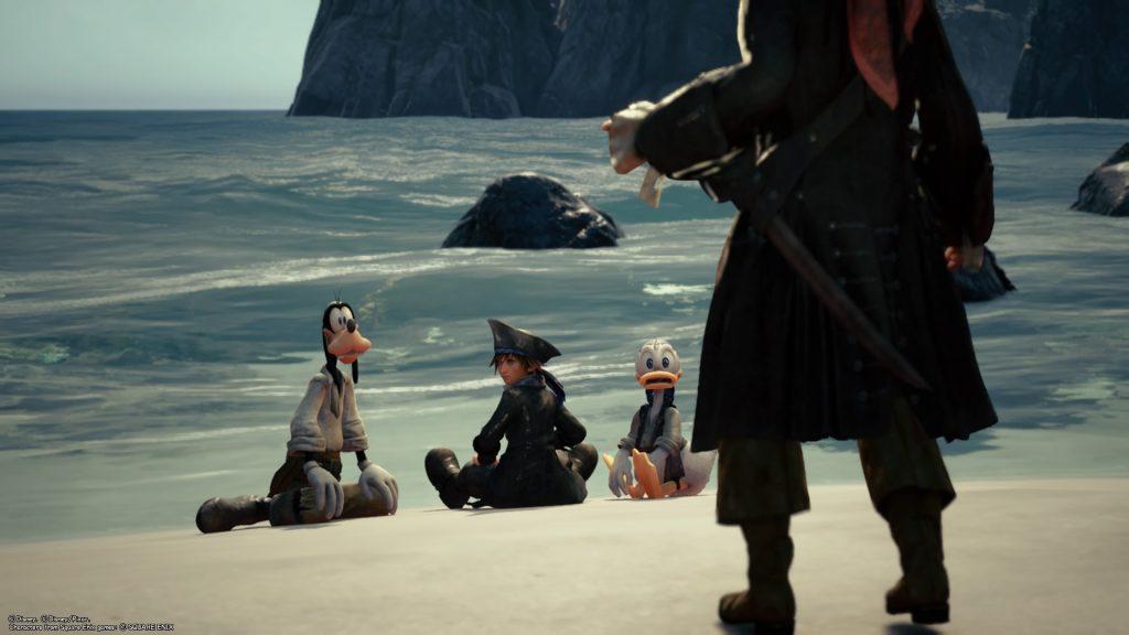 بررسی و امتیاز های بازی Kingdom Hearts III