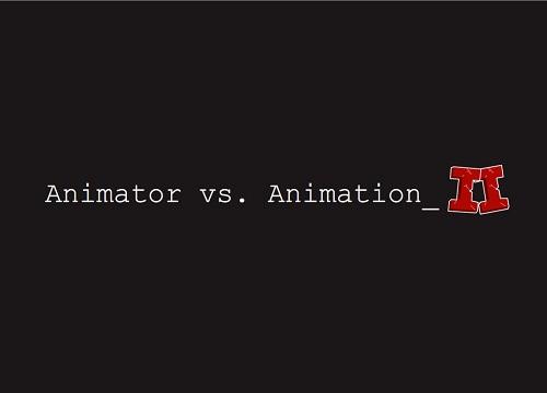 دانلود فلش انیمیشن خنده دار 2 animator_vs_animation