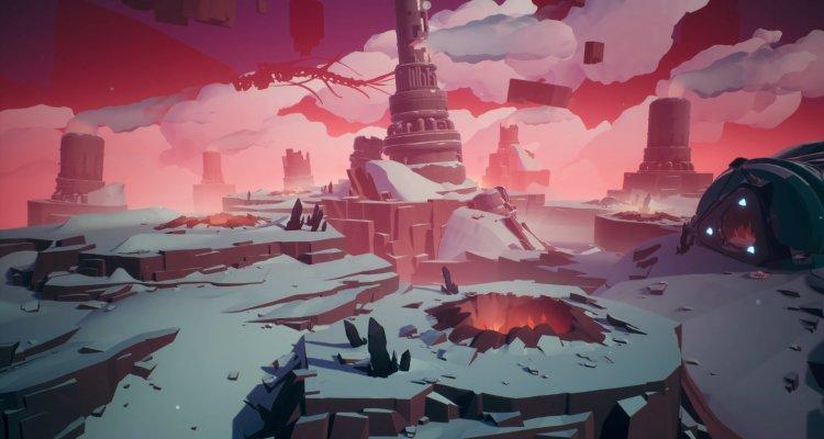 بازی Solar Ash Kingdom به بازار معرفی گردید