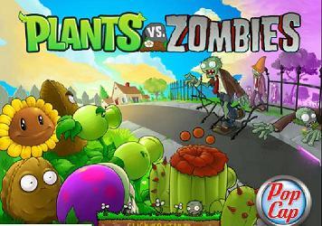بازی آنلاین استراتژيک وجديد گياهان برعليه زامبي ها Plants vs Zombies