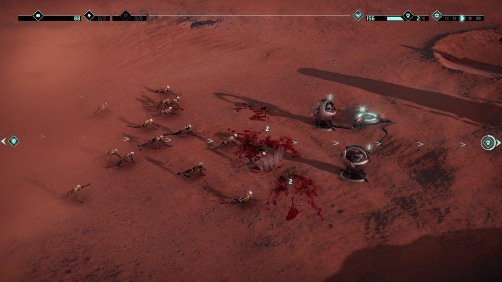 بررسی و امتیازات بازی MarZ: Tactical Base Defense