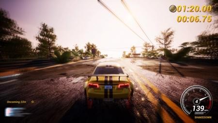 بررسی و امتیازات بازی Dangerous Driving