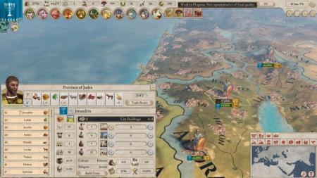 بررسی و امتیازات بازی Imperator: Rome