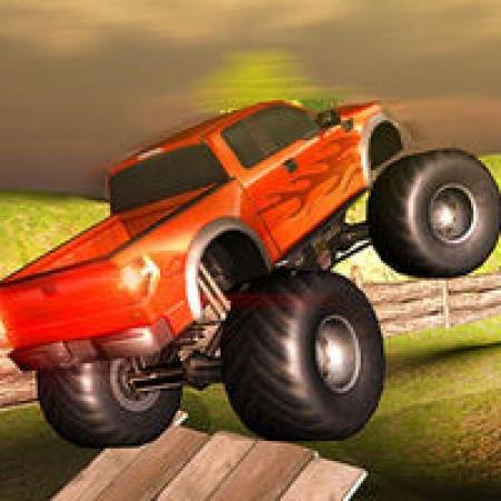 دانلود  بازی مسابقه ماشین بزرگ