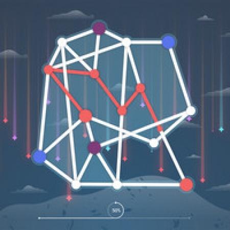 دانلود  بازی فکری اتصال خطوط